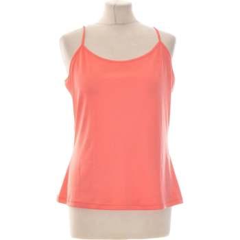 Vêtements Femme Débardeurs / T-shirts sans manche Un Jour Ailleurs Débardeur  40 - T3 - L Rose