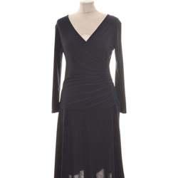 Vêtements Femme Robes longues Armand Ventilo Robe Mi-longue  40 - T3 - L Bleu