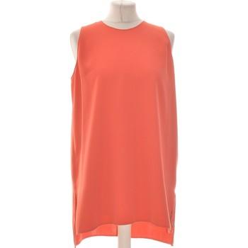 Vêtements Femme Débardeurs / T-shirts sans manche Escada Débardeur  40 - T3 - L Rouge