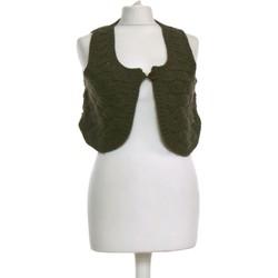 Vêtements Femme Gilets / Cardigans Des Petits Hauts Gilet Femme  40 - T3 - L Gris