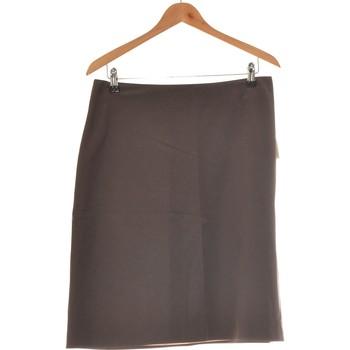 Vêtements Femme Jupes Iro Jupe Mi Longue  44 - T5 - Xl/xxl Gris