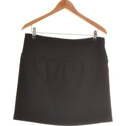 Vêtements Femme Jupes Naf Naf Jupe Courte  40 - T3 - L Noir