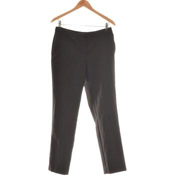 Vêtements Femme Pantalons Atmosphere Pantalon Droit Femme  38 - T2 - M Noir