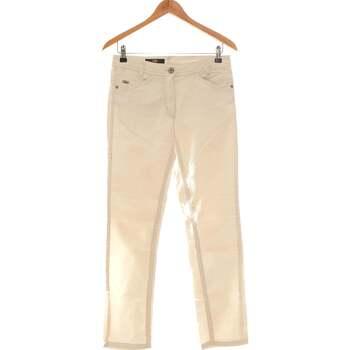 Vêtements Femme Jeans droit Sym Jean Droit Femme  38 - T2 - M Beige