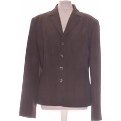 Vêtements Femme Vestes / Blazers Naf Naf Blazer  44 - T5 - Xl/xxl Marron