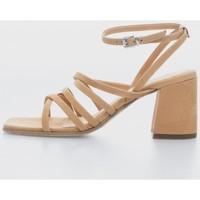 Chaussures Femme Sandales et Nu-pieds Kennel + Schmenger 51 67520 355 Beige
