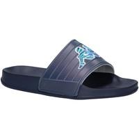 Chaussures Garçon Claquettes Kappa 304Q930 LOGO MATESE Azul