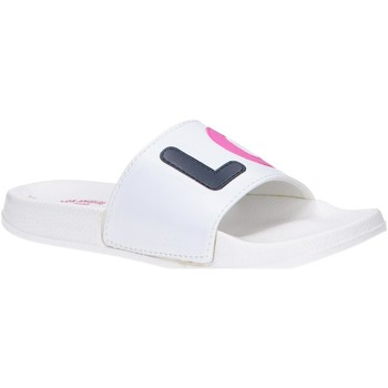 Chaussures Fille Claquettes Lois 83968 Blanco