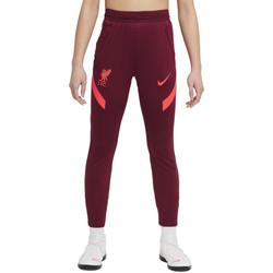 Vêtements Enfant Pantalons de survêtement Nike Pantalon Liverpool Training 2021-22 bordeaux