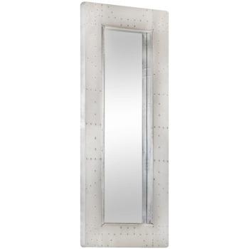 Maison & Déco Miroirs Vidaxl 110 x 50 cm Argent