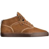 Chaussures Homme Chaussures de Skate Globe MOTLEY MID hazel tobacco fur Marron