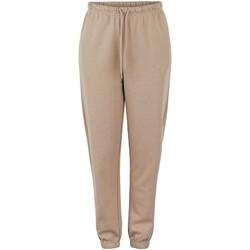 Vêtements Femme Pantalons de survêtement Pieces Jogging Taille : F Beige XS Beige