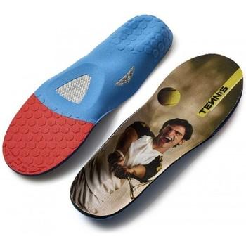 Accessoires Homme Accessoires chaussures Declermont Semelle sport Tennis Multicolore