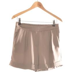 Vêtements Femme Shorts / Bermudas Mango Short  36 - T1 - S Gris