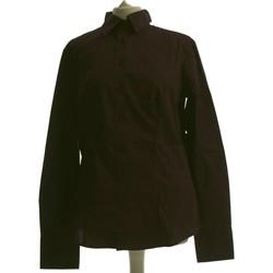 Vêtements Femme Chemises / Chemisiers Sisley Chemise  40 - T3 - L Violet