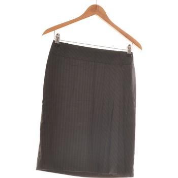 Vêtements Femme Jupes Manoukian Jupe Mi Longue  36 - T1 - S Noir