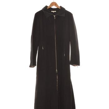 Vêtements Femme Manteaux Iro Manteau Femme  42 - T4 - L/xl Noir