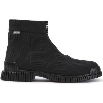 Chaussures Homme Boots Camper Bottines  Pix noir