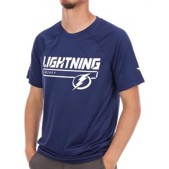 Vêtements Homme T-shirts manches courtes Fanatics MA0884212GK9X8 Bleu