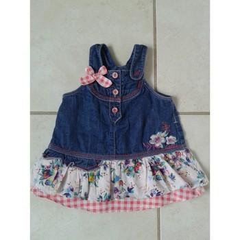 Vêtements Fille Robes courtes Kenzo Robe tunique KENZO - 6 mois Bleu
