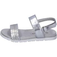 Chaussures Fille Sandales et Nu-pieds Sprox BH352 Argenté