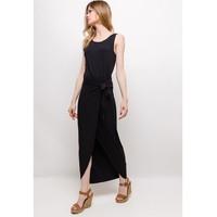Vêtements Femme Robes courtes Fashion brands ERMD-1682-NEW-NOIR Noir