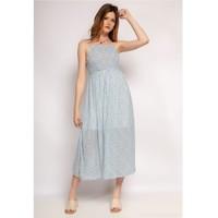 Vêtements Femme Robes courtes Fashion brands 571-BLEU-CLAIR Bleu clair