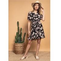 Vêtements Femme Robes courtes Fashion brands 2145A-NOIR Noir