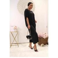 Vêtements Femme Tops / Blouses Fashion brands 9159-BLACK Noir