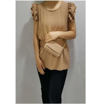 Vêtements Femme Tops / Blouses Fashion brands 3101-CAMEL Camel