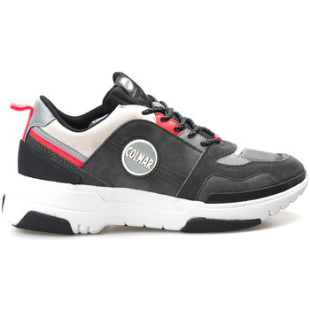 Chaussures Homme Baskets basses Colmar  Rouge