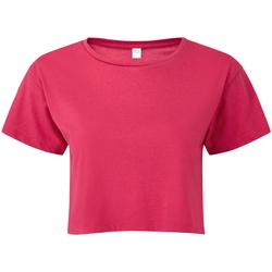 Vêtements Femme Tops / Blouses Tridri TR019 Rose vif