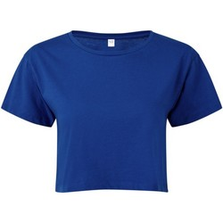 Vêtements Femme Tops / Blouses Tridri TR019 Bleu roi