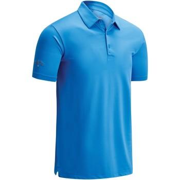 Vêtements Homme Polos manches courtes Callaway CW025 Bleu ciel