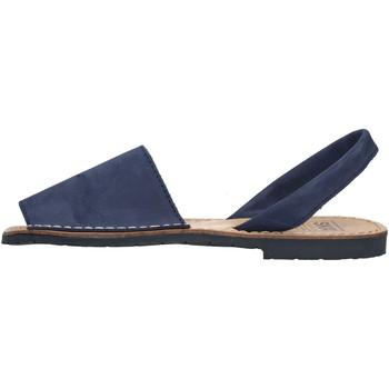 Chaussures Femme Sandales et Nu-pieds Ska 201 IBIZA DGN SANDALS femme BLEU BLEU