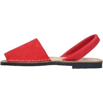 Chaussures Femme Sandales et Nu-pieds Ska 201 IBIZA DGN SANDALS femme ROUGE ROUGE