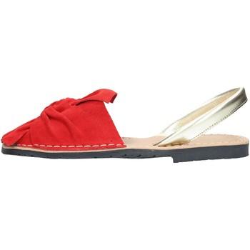 Chaussures Femme Sandales et Nu-pieds Ska CARIBE DJL SANDALS femme ROUGE ROUGE