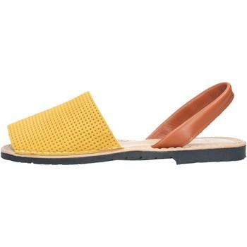 Chaussures Femme Sandales et Nu-pieds Ska CAPRERA SANDALS femme OCRE OCRE