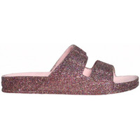 Chaussures Femme Mules Cacatoès Trancoso Rose
