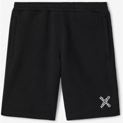 Vêtements Homme Shorts / Bermudas Kenzo Short Sport 'Little X' Noir