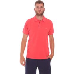 Vêtements Homme Polos manches courtes Sundek M787PLPQ1TC Rouge