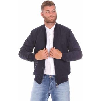 Vêtements Homme Blousons Sseinse GBE703SS Bleu