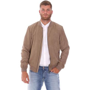 Vêtements Homme Blousons Sseinse GBE703SS Beige