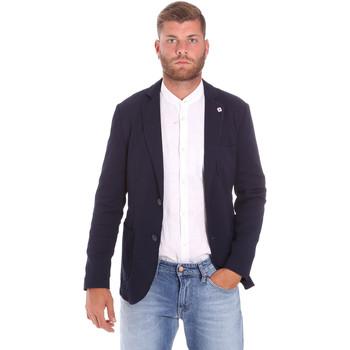 Vêtements Homme Vestes Sseinse GAE716SS Bleu