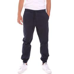 Vêtements Homme Pantalons Lumberjack CM96147 003EU Bleu