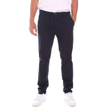 Vêtements Homme Pantalons Lumberjack CM80647 006EU Bleu