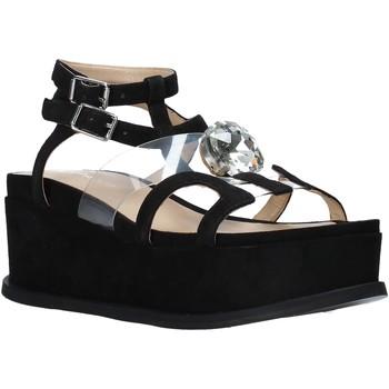 Chaussures Femme Sandales et Nu-pieds Apepazza S0CHER01/DIA Noir