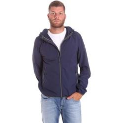 Vêtements Homme Blousons Lumberjack CMB3223 001EU Bleu