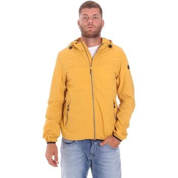 Vêtements Homme Blousons Lumberjack CMB3223 001EU Jaune