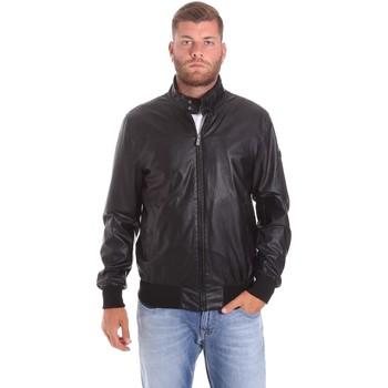 Vêtements Homme Blousons Lumberjack CMB3124 001EU Noir